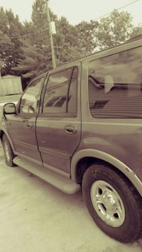 Ford - Expedition - 2001 Newberry