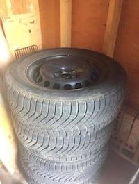 Winter tires - 2013 VW Passat