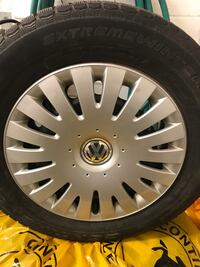 Continental Extreme Winter Contact 215/60 R16 Toronto, M6M 3A1