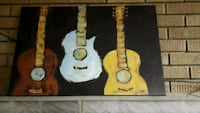 Guitar Picture 3 guitars brand new Beaconsfield, H9W 4J7