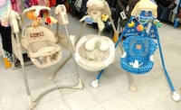 Fisher Price baby swings Etobicoke