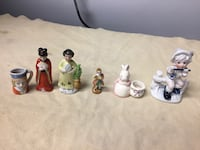 Ceramic Figurines Some Occupied Japan Chelmsford, 01824