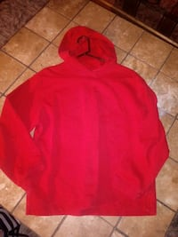 Hoodie size l