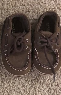 Baby shoes size 3 Sperry Shreveport, 71105