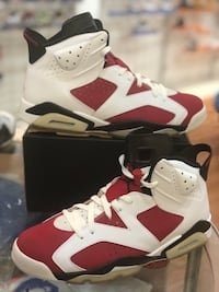 CDP Carmine 6s size 12 Silver Spring, 20902