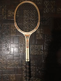 Evonne Goolagong Signature Racket from the 1970's Washington, 20024