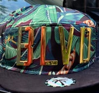 BLVD Hat - New Des Moines, 50313