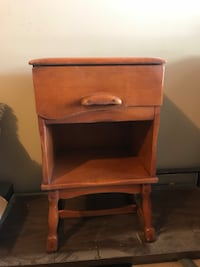 Wooden End Table Tampa, 33619