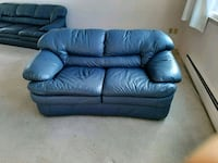 Leather couch and love seat Vancouver, V6G 1S5