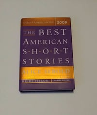 The Best American Short Stories 2009 Cumberland, 21502