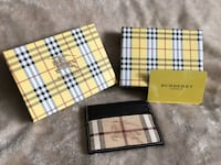 Burberry Card Holder | BNIB Edmonton, T5V 0A6