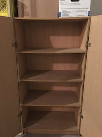 Storage unit for Garage 60 inches tall x 31 inches wide x 17 inches deep Edmonton, T6L 7E7