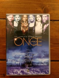 Once upon a time DVD Doylestown, 18901