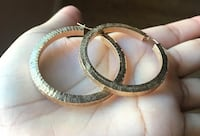 two gold-colored bangles Pittsburg, 94565
