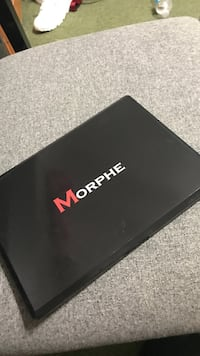morphe 35 t palette never used only swatched