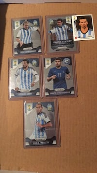 Soccer sports collectible cards Toronto, M8X 1X3