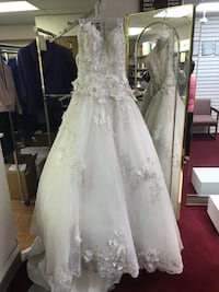 Eddy K Milano Wedding Dress Gaithersburg, 20879