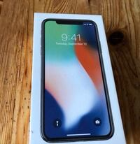 iPhone X 256gb + Kvitto Gothenburg