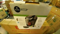 KEURG SINGLE BREW  COFFEE MAKER Delta, V4C 4W3