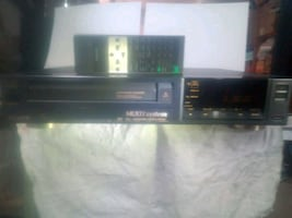 Sony vhs video svl x75 sağlam