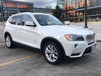 2015 BMW X3 Burnaby