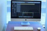 """iMac 27"""" Mid 2010 / 1TBStorage / 8GB / Working Great Vancouver"""