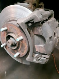 Brake job with the fair price , pad and rotors for most cars  Toronto, M3J 2B9