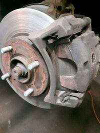 Brake job with the fair price ,  pad and rotors for most cars