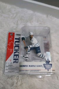 Darcy Tucker Toronto maple leafs figurine
