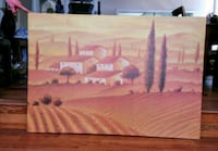 Large canvas art fall houses Surrey, V3S