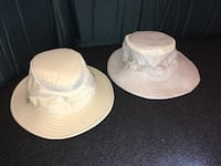 2 x Tilley Hats, nearly new!  London, N6H
