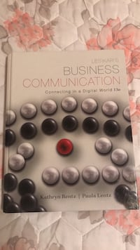 Business Communication by Kathryn Rentz book Harker Heights, 76548
