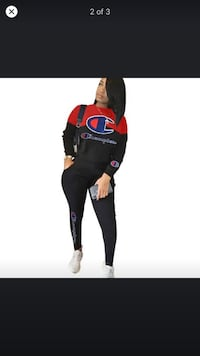 WOMAN CHAMPION SWEATSUITS  Savannah, 31421