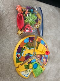 Mousetrap game for toddlers  Leesburg, 20176