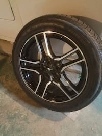 New Tires and rims  Austintown