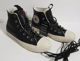 Leather Converse Soft Inside Unisex Size 7
