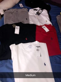 Polo shirts and hats Lubbock, 79412