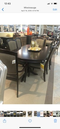 Dining set with 6 chairs Toronto, M5J 1W9