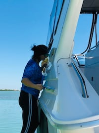 cleaning yacht Homestead