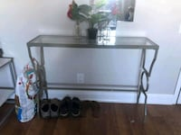 Glass top Sofa Table Brantford, N3T 3E4