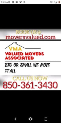 Local moving Pensacola
