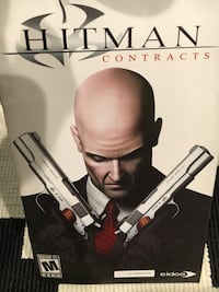 PlayStation 2 game (Hitman Contracts) New York, 10007