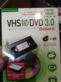 VHS to DVD 3.0 Deluxe box