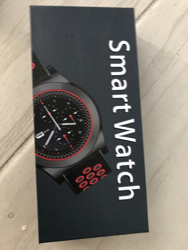 3dc8bb7fdc28 Used Brand New Seal In Box Smart Watch