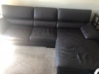 Leather Sectional 2274 mi