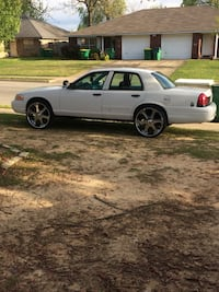 Cheap 24's for sale just need a tire the rest almost brand new  Springdale, 72764