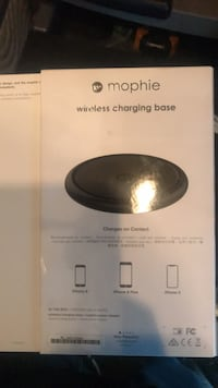 wireless charger base. Iphone 8/8+\x Bristol, 46507