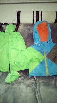 12 month snow suit Kitchener