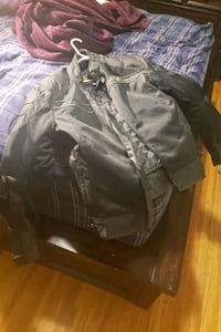 BRAND NEW MOTORCYCLE JACKET WITH ALL PADS