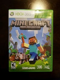 Xbox 360 Minecraft game Fort Meade, 20755